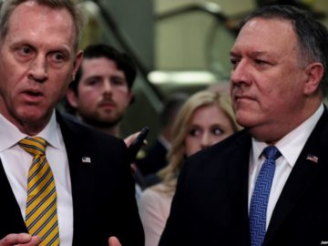 US Secretary of Defense, Patrick Shanahan breaks through tensions in Iran 2