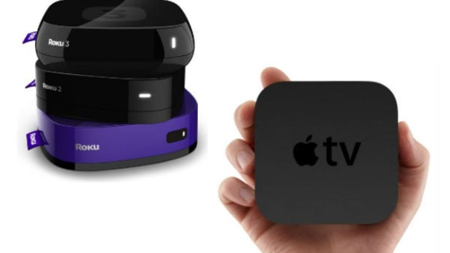 roku vs apple