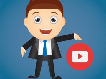start a YouTube business channel