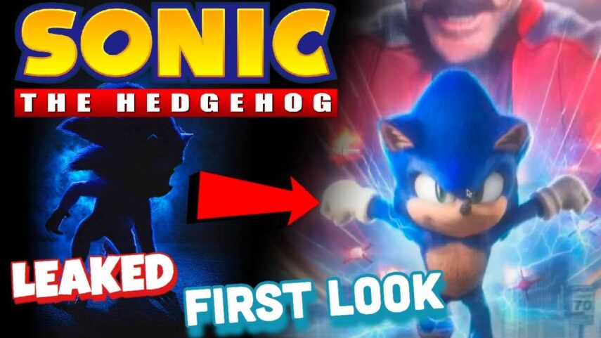 Sonic The Hedgehog Movie Shows Redesigned Plot Leaked Pensacolavoice Magazine 2020