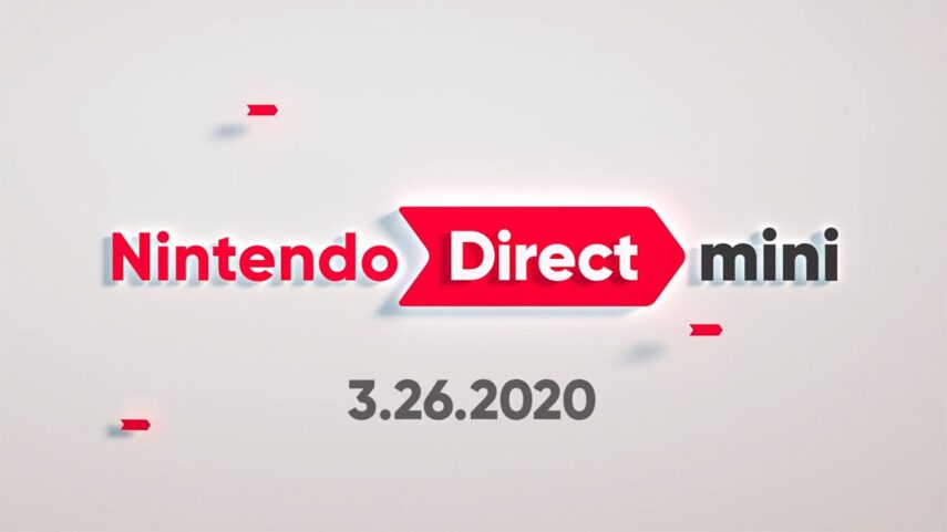 Nintendo Direct Event