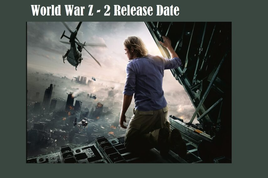World War Z 2, a Scene