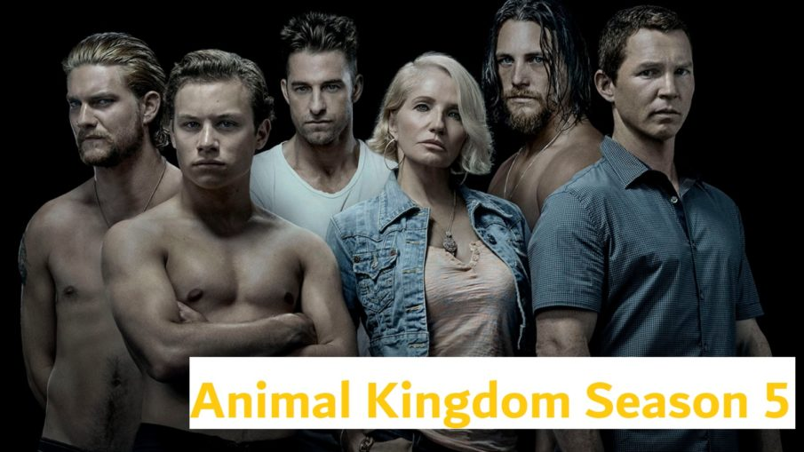 Animal Kingdom Season 5