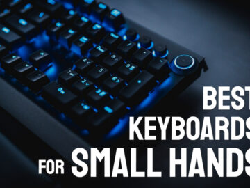 best gaming keyboards for small hands