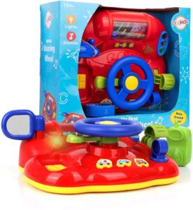 Playkidz My First Steering Wheel