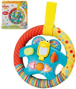 "Steering Wheel Toy ""My Little Driver"""
