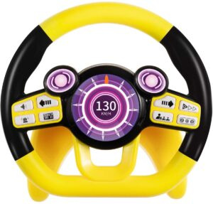 Temi Baby Toys,Steering Wheel Car Seat Toy