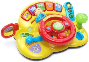 Pilote VTech Turn and Learn