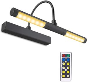 BIGLIGHT Wireless Battery Operated LED Picture Light