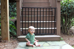 Cardinal Gates Stairway Special Baby Gate