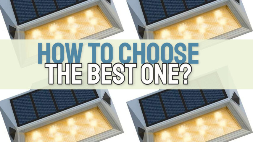 solar deck lights buying guide