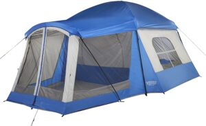 Wenzel 8 Person Ac Port Tent